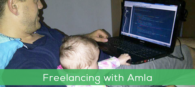Freelancing with Amla